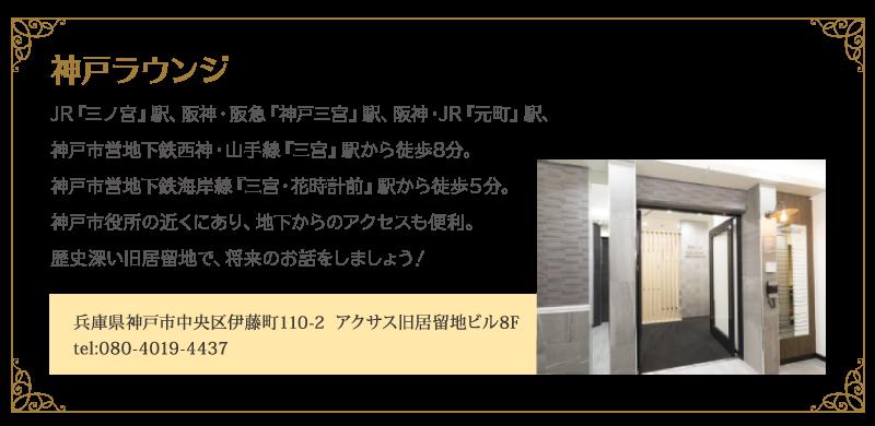大阪・神戸の結婚相談所-店舗案内