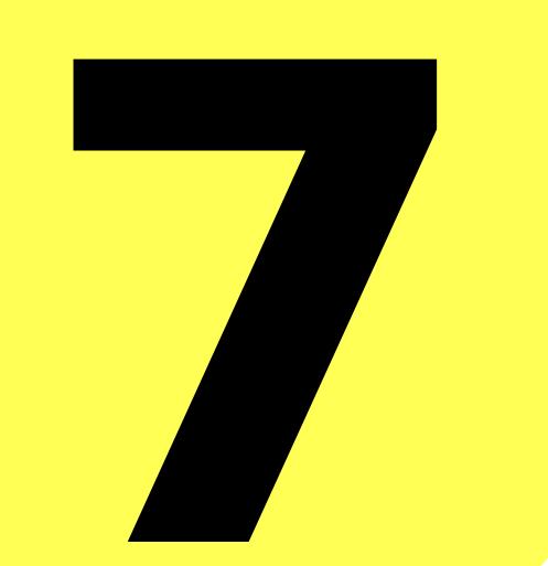 「7秒ルール」をご存知ですか?
